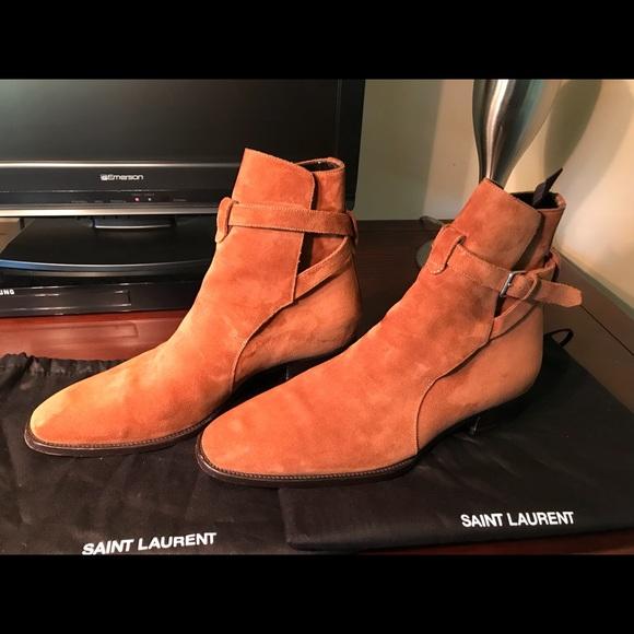 11d8a18b19 Yves Saint Laurent men's boots